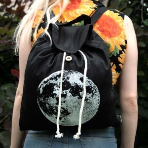 Moon Backpack Luna Lotus