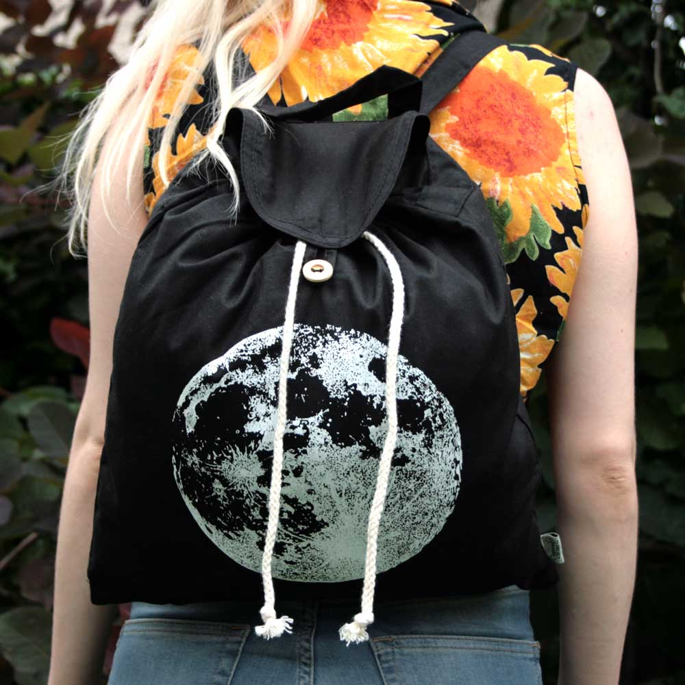 Moon Backpack Luna Lotus