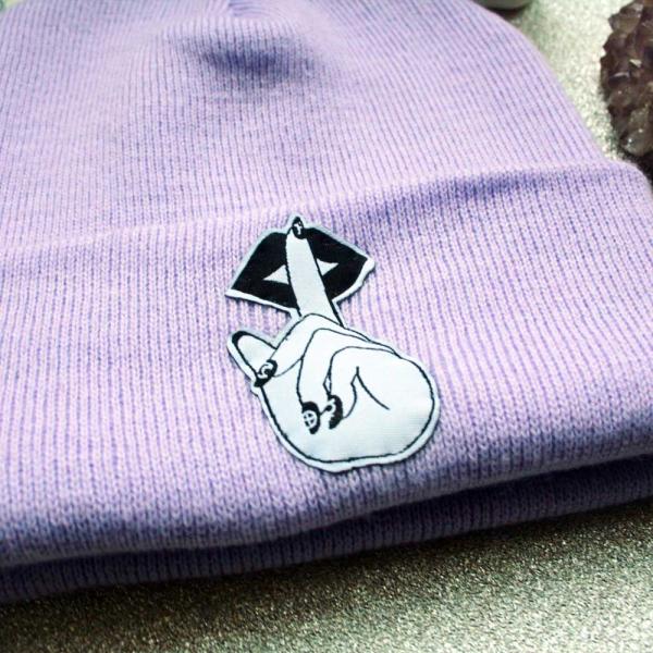 Witch Hand Beanie Hat