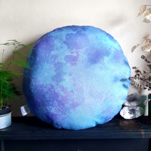 Pastel Full Moon Cushion
